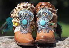 Funky Boho Boots | Women's Shoes | Gumtree Australia Belmont Area - Cloverdale | 1051968099