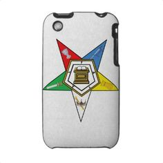 Eastern Star iPhone cover!