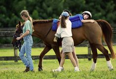 Occupational/equine therapy business working with autism and mental/physical disabilities: my future