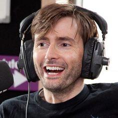 "David Tennant on Twitter: ""RT] #DavidTennant Daily Photo!  A lovely photo of David at Absolute Radio… """