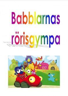Babblarnas rörisgympa