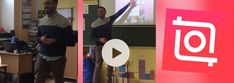 How to create videos for educational purposes with InShot – Innovation=Motivation Make A Photo Collage, Create Photo, Editing Pictures, Innovation, Purpose, Teacher, Education, Motivation, School
