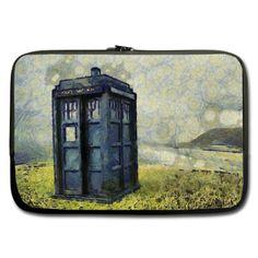 Sleeve for 10  10.1  Laptop Doctor Who TARDIS Printing of Tardis