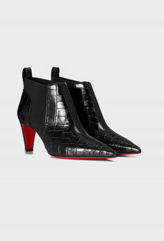 Christian Louboutin, Presents, Booty, Ankle, Shoes, Fashion, Gifts, Moda, Swag