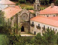 Monasterio de Armenteira