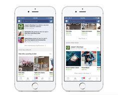 Der E-Commerce Push geht in die nächste Runde: der neue Facebook-Marktplatz als zentraler Bestandteil der mobilen App - allfacebook.de