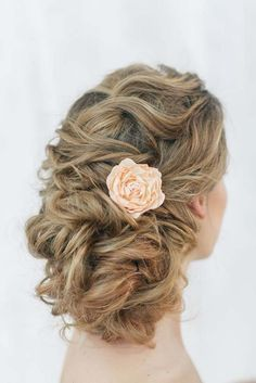 Art4studio long wedding updo hairstyles #weddings #hairstyles #bride #fashion ❤️http://www.deerpearlflowers.com/art4studio-wedding-hairstyles/