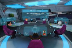 Oculus enables multiplayer games for the Gear VR