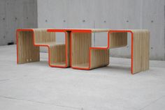 Twofold / After Architecture, via Behance