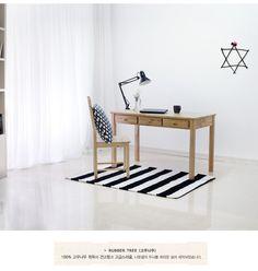 [기프트] 원목 서랍 테이블 120   YES24 상품정보