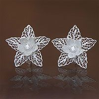 Beautiful Blossom from @NOVICA, They help #artisans succeed worldwide.