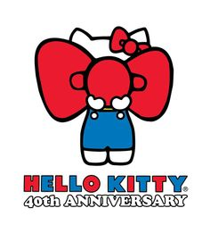 Join Hello Kitty's 40th Anniversary celebrations, including the first ever Hello Kitty Convention IN THE WORLD!