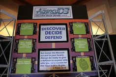 VBS Decorations 2014 Agency D3 Pinterest Decoration