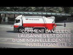 (1) Comment la ville de lausanne s'est dotée d'une nouvelle identité institutionnelle ? - YouTube