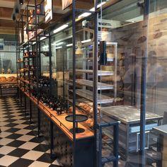 Onze open bakkerij: je kunt zien hoe onze producten worden gemaakt