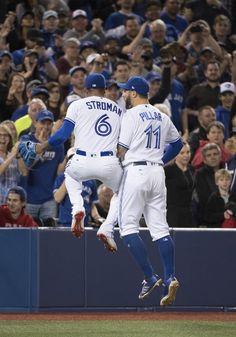 Kevin Pillar, Mlb, Toronto Blue Jays, Go Blue, One Pic, Baseball, Boys, Sports, Raptors