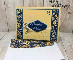 Stamps-N-Lingers. Here's a sneak peek at the new Accented Blooms stamp set and Garden Impressions DSP from the 2018-2019 Annual Catalog. For free instructions (and a video tutorial) on how to make this card, please visit my blog at: https://stampsnlingers.com/2018/05/07/stampin-up-accented-blooms-sneak-peek-on-garden-impressions/