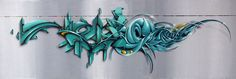 Piece By Rea - Palaiseau (France) - Street-art and Graffiti | FatCap