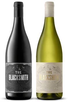 Wine label designs for Tremayne Smith. He loves wine, beer, food and metal...                                                                                                                                                     More