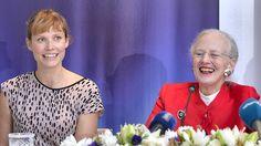 Dronning Margrethe og Oh Land i eventyrligt samarbejde
