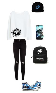 """""""Me: fairy tail"""" by musicinfinity ❤ liked on Polyvore featuring moda ve MANGO"""