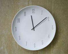 DIY ~ West Elm Clock  @whimseybox