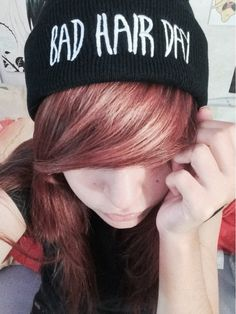 648bad4344798c Bad Hair Day Beanie Hat Bad Hair Day Beanie, Winter Hats For Women, Hats