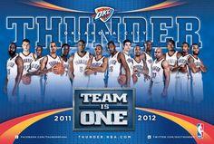 OKC Thunder 2012
