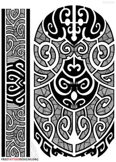 Maori tattoos are among the most distinctive tattoos in the world. Read on to discover more about the sacred tattoo art of the Maori. Maori Tattoos, Maori Tribal Tattoo, Maori Tattoo Frau, Hawaiianisches Tattoo, Tatuajes Tattoos, Marquesan Tattoos, Maori Art, Tattoo Motive, Samoan Tattoo