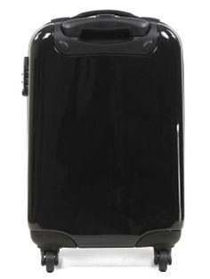 Valise cabine rigide Classic Plume 55 cm Noir
