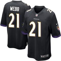 c867a7838 Nike Ravens Breshad Perriman Black Alternate Youth Stitched NFL New Elite  Jersey And John Elway 7 jersey