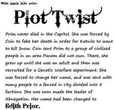 Hunger Games Plot Twist OMG!  |lol if this was true|