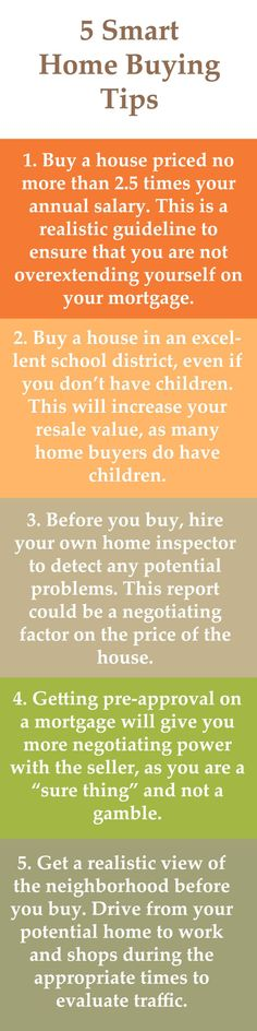 5 Smart Home Buying Tips. Thinking of Buying or Selling in 2014? Call Maribeth Tzavras, Broker, REMAX, IL. 630-624-2014 or email me at mtzavras@comcast.net