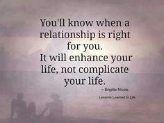 | relationships......