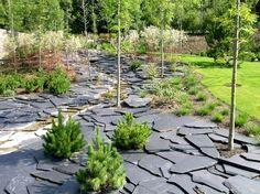 Reduce el consumo de agua de tu jardín: Sustituye el césped por otros meteriales
