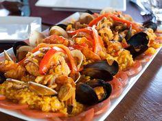 Paella di Pesce col Bimby