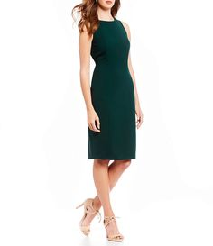 3729c315e566 Antonio Melani Sheath Birdie Dress Casual Work Outfits, Work Casual, Antonio  Melani, Work