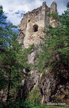 Slovakia, Hričov - Castle