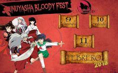 Kagi Nippon He ~ Anime Nippon-Jin: Inuyasha Bloody Fest 2018 - Quito, Ecuador, 9 al 1...