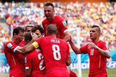 Shaqiri und Drmic super: Das sind die Nati-Noten gegen Honduras | WM 2014 | Blick