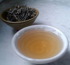 Special Sip for a Sunday. Bourgeons Jaunes - yellow bud - yellow tea. #tea