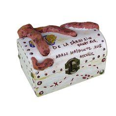 Decorative box - Haiducul Adam Neamtu