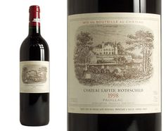 Domaines Barons de Rothschild Chateau Lafite-Rothschild, Pauillac, France