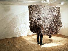 2011 - yun woo choi paper sculpture