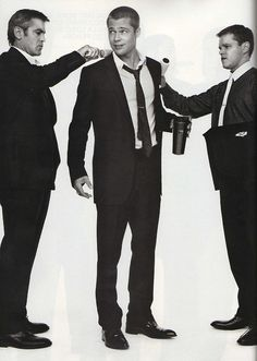 Today's version of the rat pack