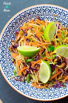 Syn Free Mexican Slaw | Slimming World