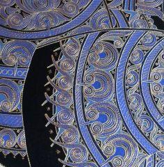 """Bleu Bigouden"" par Rose GOARDET"