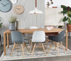 ALBERT KUIP CHAIR | úžasne pohodlná stolička s podnožou z masívneho jaseňového dreva