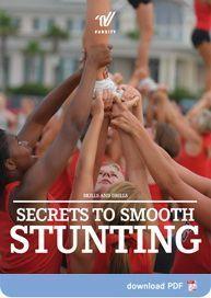 and Drills - Stunting Basics Skills and Drills - Stunting BasicsBasics Basics may refer to: Cheerleading Tryouts, Cheerleading Cheers, Cheer Coaches, Cheer Stunts, Team Cheer, Varsity Cheer, Youth Cheer, Cheer Camp, Cheer Dance