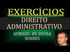 EXERCÍCIOS - DIREITO ADMINISTRATIVO - 26(COM ÁUDIO)